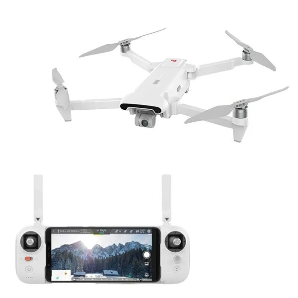 Xiaomi FIMI X8 SE 2020 8KM FPV With 3-axis Gimbal 4K Camera HDR Video GPS 35mins Flight Time