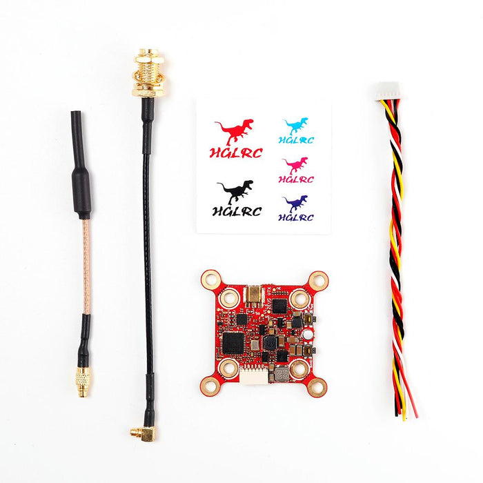 HGLRC Zeus 800mW Smart Mounting 20*20/30*30 VTX For FPV Racing Drone
