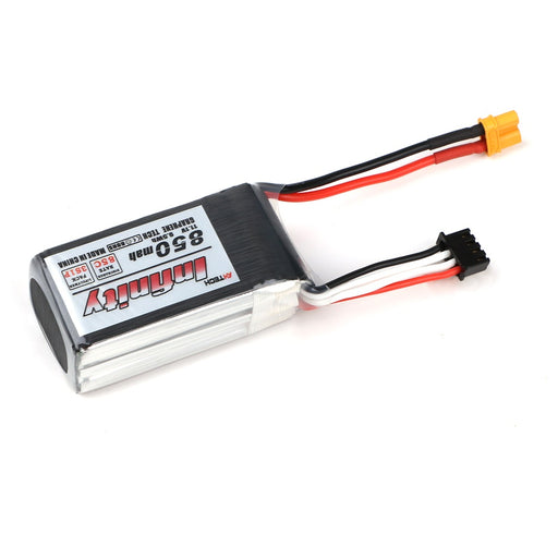 Infinity 850mAh LiPo Battery Graphene LiPo 85C 3S 11.1V XT30 Connector for FPV Racing Drone