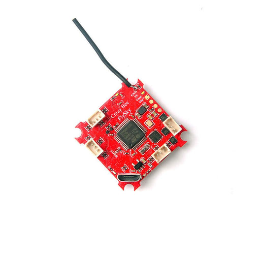 Crazybee F3 Flight Controller 4 IN 1 5A 1S BLheli_S ESC compatible with Frsky D8 or Flysky Receiver