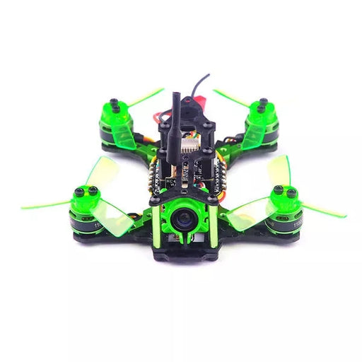 Happymodel Mantis85 85mm RC FPV Racing Drone w/ Supers_F4 6A BLHELI_S 5.8G 25MW 48CH 600TVL BNF