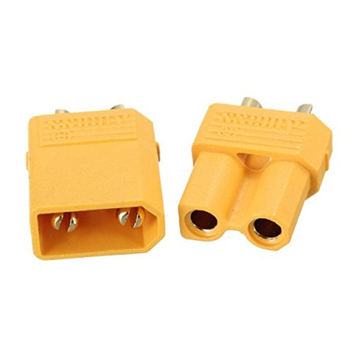 5pair  XT30 2mm Golden Connector Plug Male Female Set for RC Quadcopter