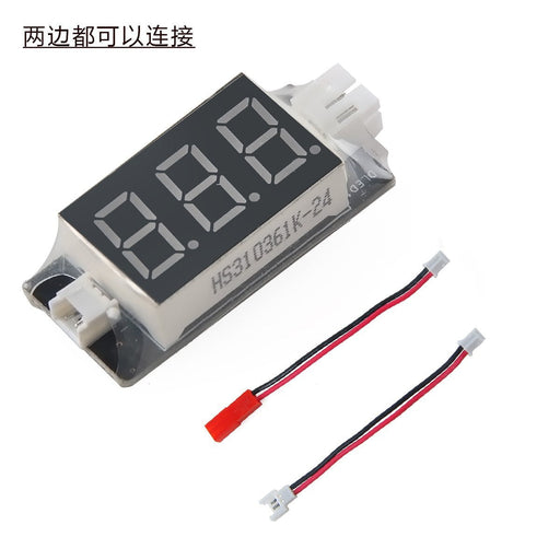 1S Battery checker/Voltmeter for 1s battery  2V--5.5V