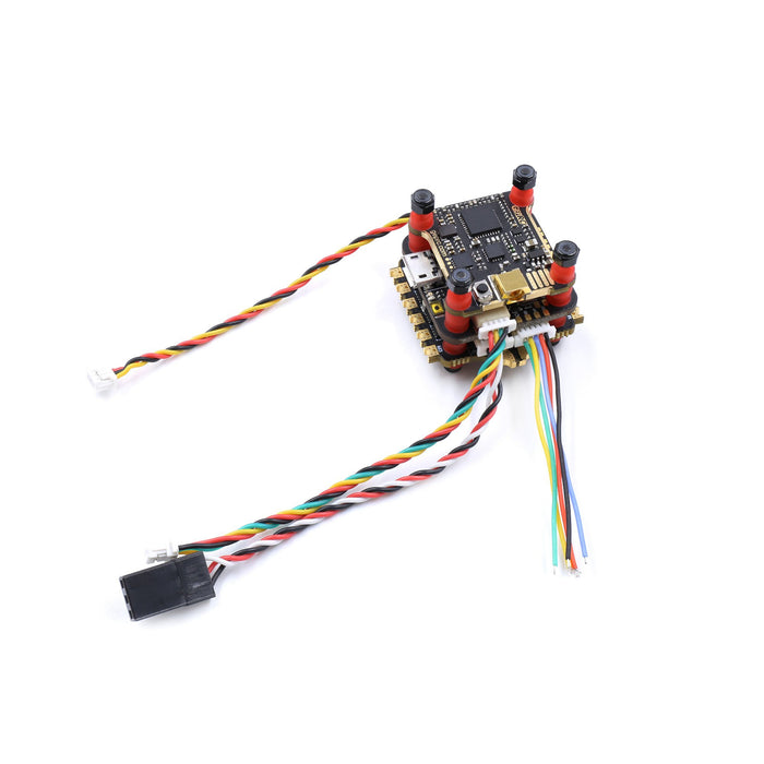 Geprc Stable Pro F7 Stack Dual Gyro F7 Flight Controller & 35A BLheli_32 4in1 ESC & 5.8G 500mW VTX