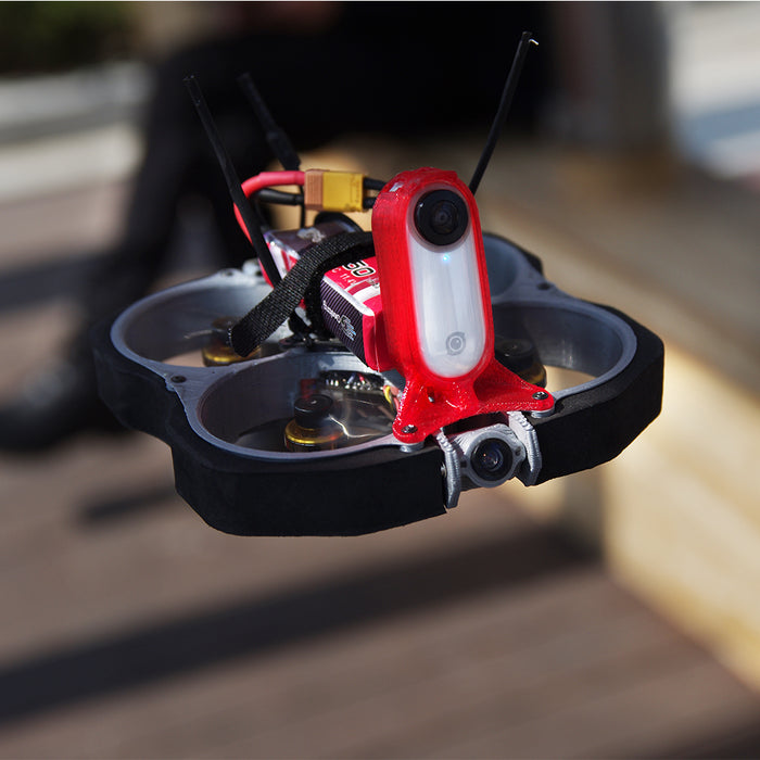 GEELANG LIGO78X Cinewhoop FPV Racing Drone With 360go Thumb Camera Mounts