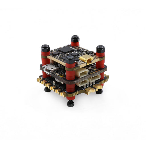GEPRC Stable V2 F4 Stack F4 Flight Controller AIO OSD BEC & 30A BL_S / 35A BL_32 4in1 ESC & 500mW VTX
