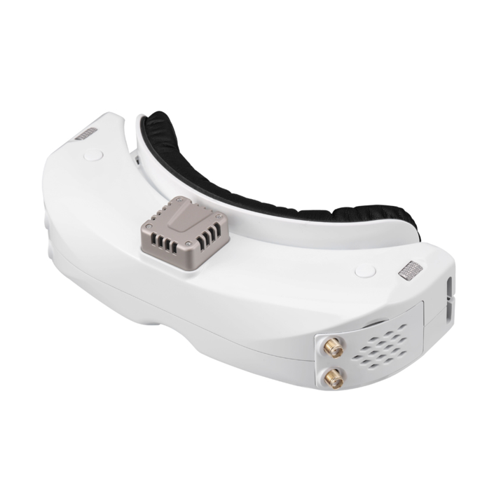 SKYZONE SKY04L 5.8Ghz 48CH SteadyView Receiver LCOS 1280X960 FPV Goggles with DVR-White
