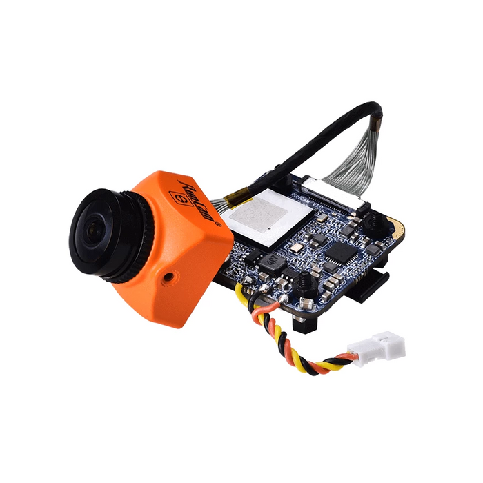 RunCam Split 3 Nano FPV Camera FOV 165 Degree DC 5-20V M12 Lens 1080P HD Recording WDR NTSC PAL Switchable for FPV Racing Drone