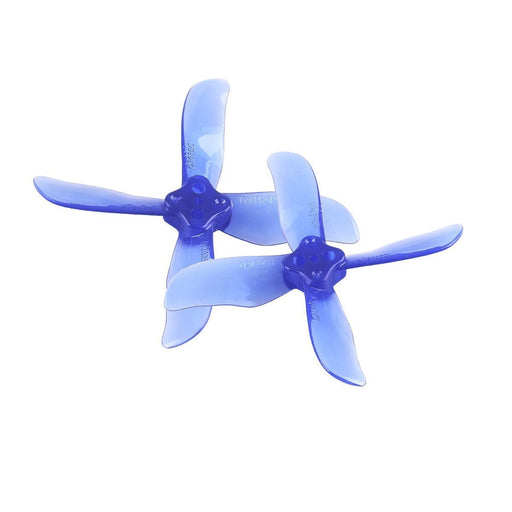 16pcs DALPROP Q2035C 4-Blade Propellers 2.0 Inch 2035 Props 1.5mm Hole CW CCW for Brushless Motor