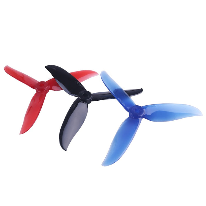 12pcs 5045 3-Blade Propellers 5 Inch Tri Blade Props for 2204 2205 2206-2306  FPV Racing Drone