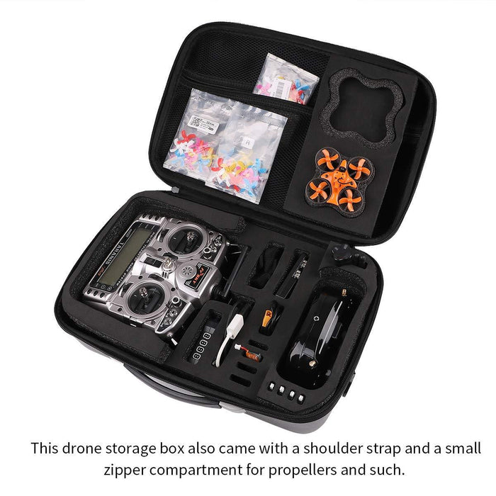 Handbag Backpack Bag Pro Tiny Whoop Carrying Case Whoop Drone Storage Quad Box
