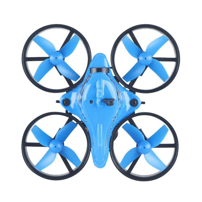Makerfire Armor Blue Shark Micro FPV Racing Drone with Altitude Hold including Goggles