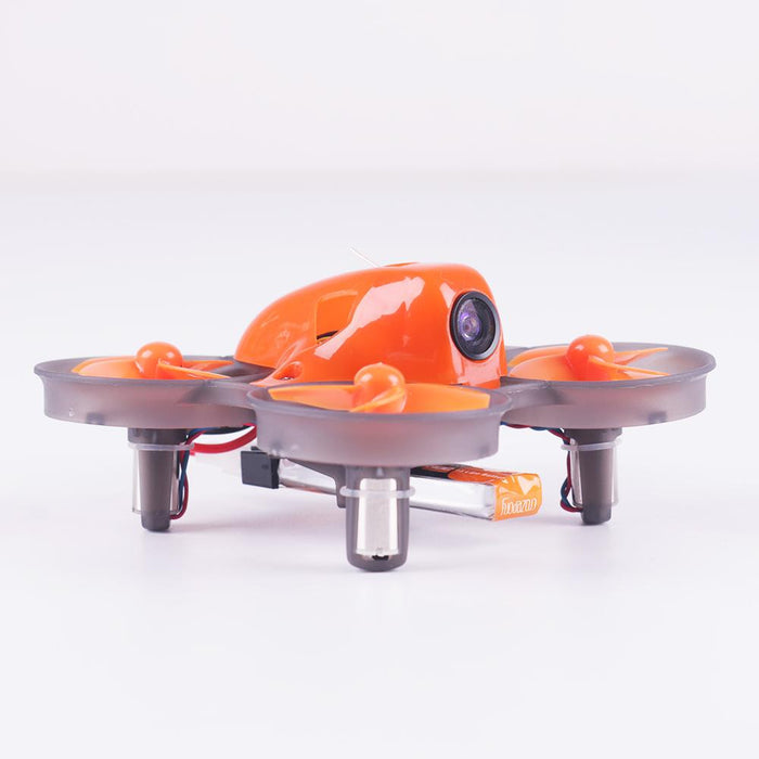 Makerfire Armor 65 Plus BNF Micro FPV Racing Drone Frsky Flysky RX800 Pro
