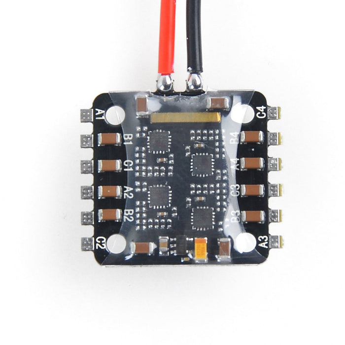 Sunrise BLHeli-S 4-in-1 10A Mini ESC 2-3S 20x20mm Mounting Hole Electronic Speed Controller