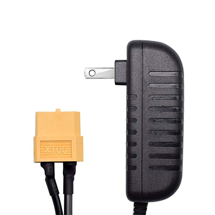 12V 3A AC to DC Power Adapter XT60 Plug for iSDT STRIX Chargers