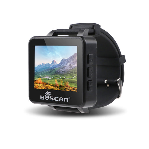 "Boscam FPV200 Wearable Watch 2.6"" Monitor & DVR w/ 48CH 5.8GHz Receiver"