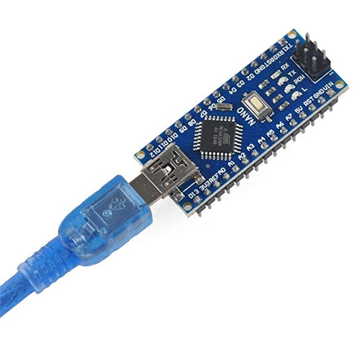 Mini Nano V3.0 ATmega328P Microcontroller Board w/USB Cable For Arduin
