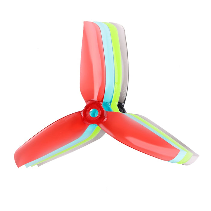 16PCS Gemfan 4032 (Popo) 3-Blade Propellers 3.2 inch Flash Props for FPV Drone Racing Frame