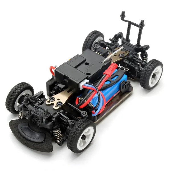 Wltoys K989 1/28 2.4G 4WD Alloy Chassis Brushed RC Car Vehicles RTR Model