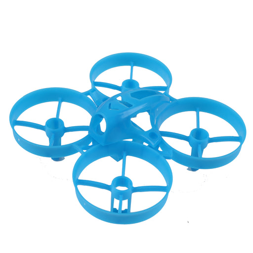 2PCS Makerfire Whoop Frames Wheelbase 75mm with Micro Whoop Canopies for 8020 Motors