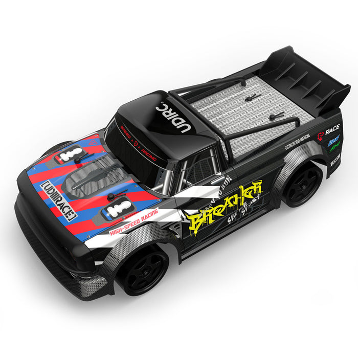 UDI1601 1:16 2.4G 4WD RC Racing Car High Speed Car RTR Drift Alloy Off Road Car Toys Models Gifts for Children