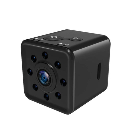 Mini Camera SQ13 1080P HD Camcorder Night Vision CMOS Camera