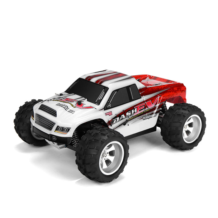 WLtoys A979B 1:18 Truck 2.4G 4WD Remote Control Car 70km/h High Speed Off-Road Racing Easy Drift Waterproof Power Motor