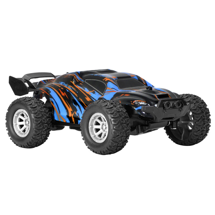 RC Mini Car Remote Control Racing Car Off Road Buggy 2.4G 2WD High Speed with 2 Rechargeable Batteries
