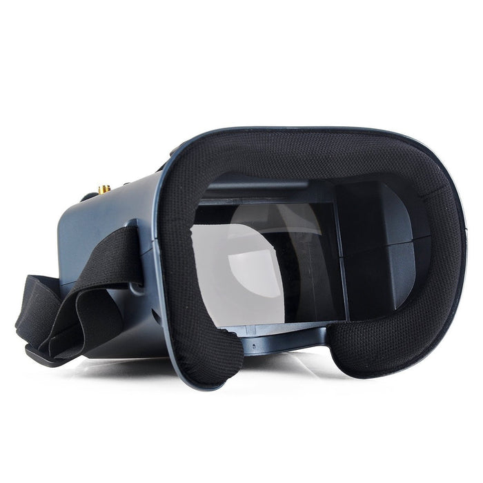 FPV Goggles Makerfire VR008 Pro FPV Headset Glasses with DVR 4.3 Inch 5.8G 40CH