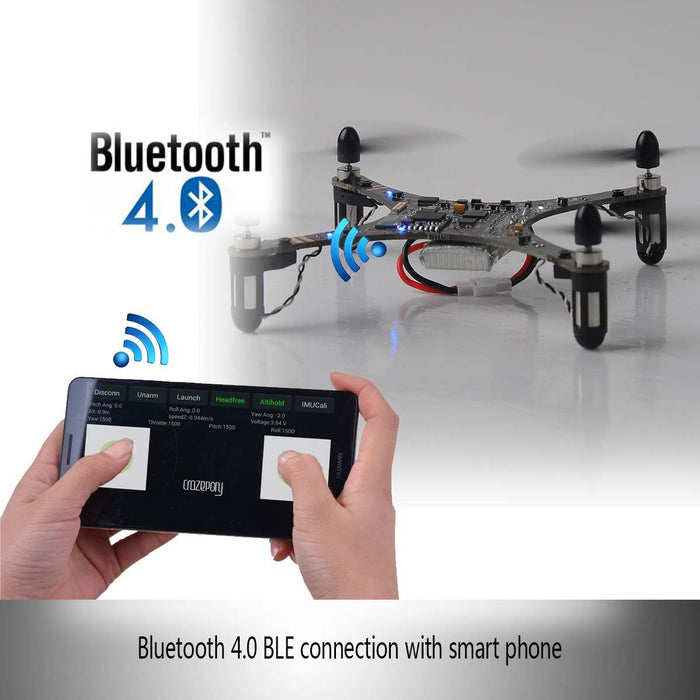 Crazepony MINI Quadcopter Generation I Open Source Development Platform Support Bluetooth