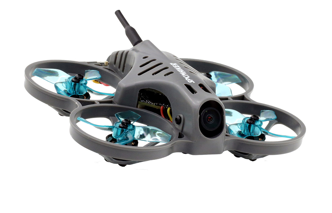 SPC Maker Bat78 HD 78mm F4 AIO 20A ESC 1103 8000KV 3-4S/ 11000KV 2-3S Whoop FPV Racing Drone PNP BNF w/ RunCam Split 3 Nano Whoop 1080P Camera