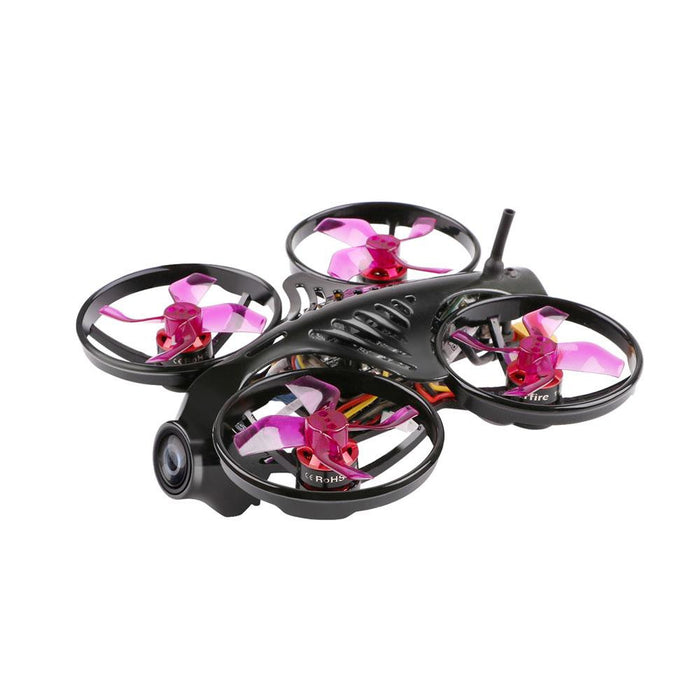 Gemfan 40mm 4-Blade 1636  Props 1.5mm Hole Clear Purple for Armor 85 HD (8 pairs)