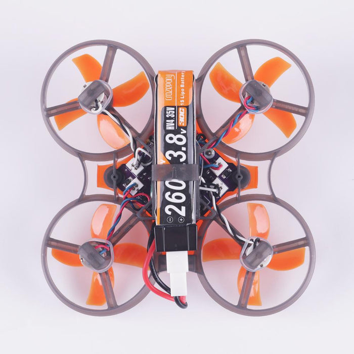Makerfire Armor 65 Plus BNF Micro FPV Racing Drone Frsky Flysky RX800Pro