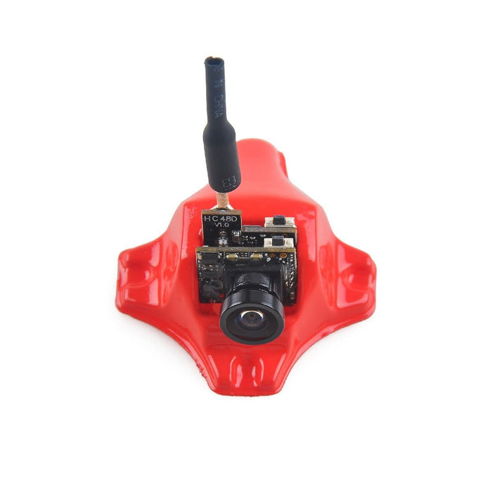 FPV Micro AIO Camera 5.8G 48CH 25mW Transmitter Switchable Raceband 13dBi