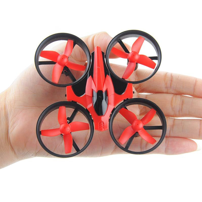 Makerfire ProAcc RTF Mini UFO Quadcopter 2.4G 4CH 6 Axis Headless Mode Red