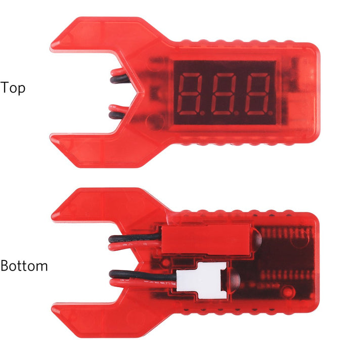 Red Ultra Micro Storage Case Inductrix,Tiny Whoop