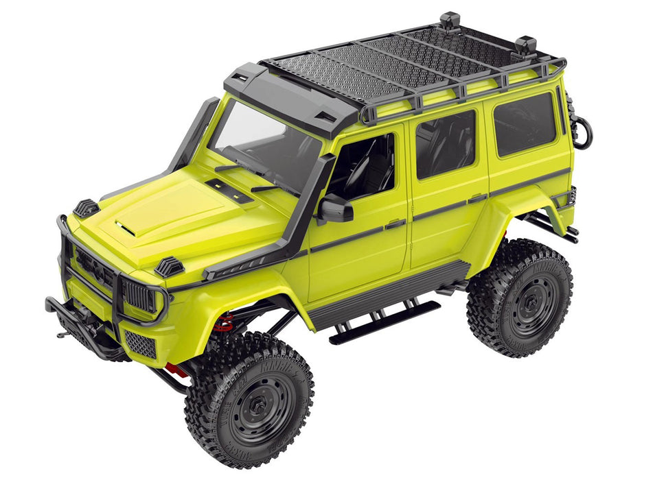 MN86ks 1:12 2.4G Four-wheel Drive Climbing Off-road Vehicle Big G Brabus Kit Toy Assembly Version