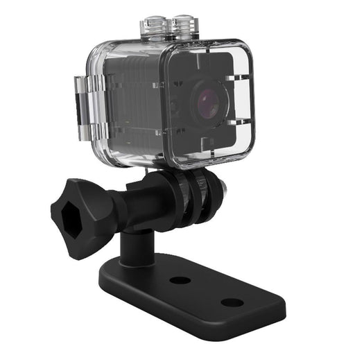 Mini Camera SQ12 Sports HD DV Camcorder 1080P Night Vision Wide Angle FOV155