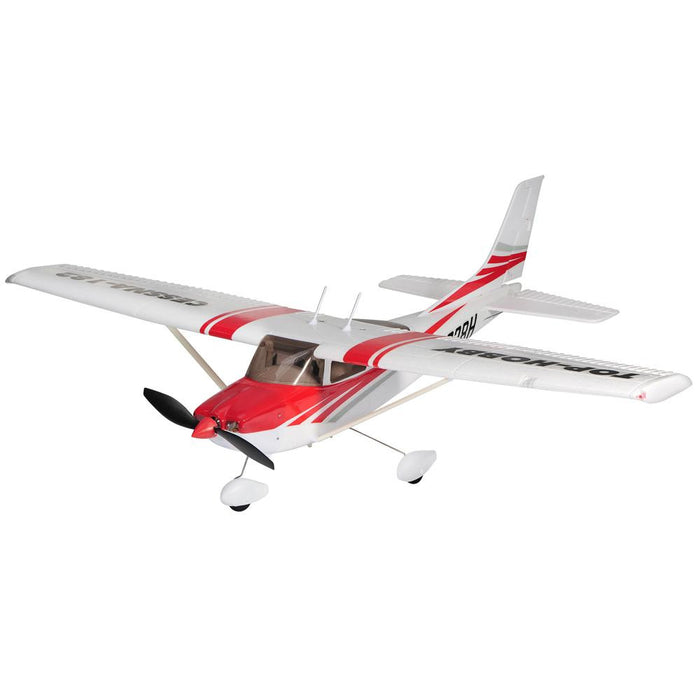 Cessna 182 4Ch Beginner RC Airplane 965mm wingspan Trainer Electric RC Model Plane w/ LED lights
