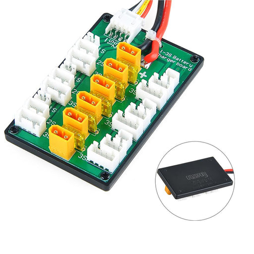 XT30 Parallel Charging Board for 2S 3S LiPo Batteries