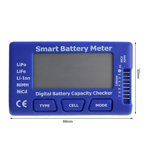 Digital RC Battery Capacity Tester