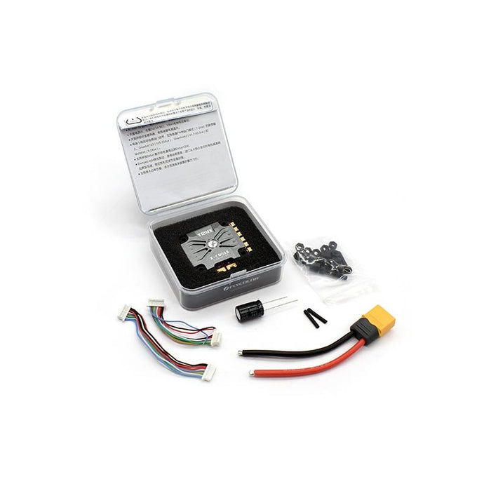 FLYCOLOR X-CROSS 4IN1 60A TRINX EDITION 3-6S DSHOT 1200 ESC