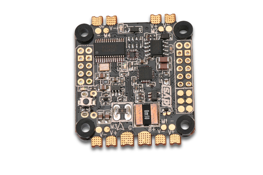 DYS F4 Flight Controller Omnibus PRO FC 5V 3A BEC output support 2-6s Lipo 30.5x30.5mm Integrated OSD Include PPM VTX and RSSI VTX and Current Sensor