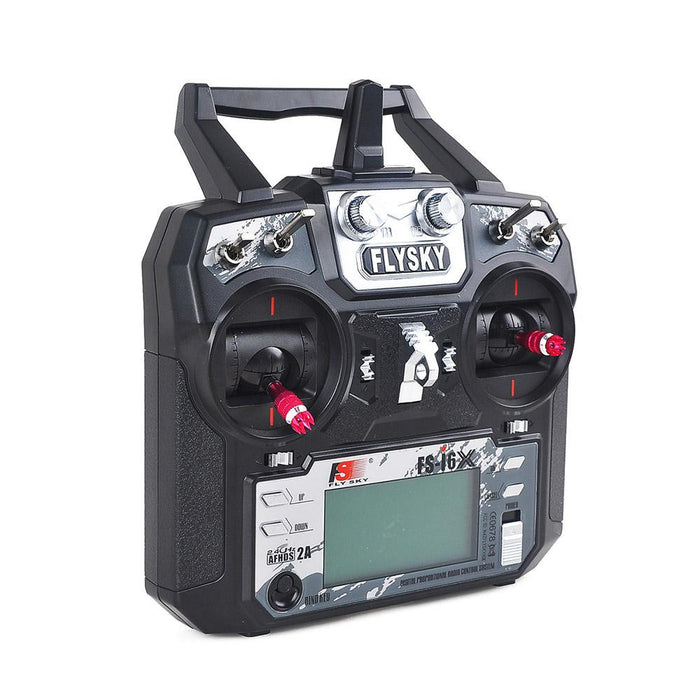 Flysky FS-i6X 2.4GHz 10CH AFHDS 2A RC Transmitter TX with iA6B Receiver