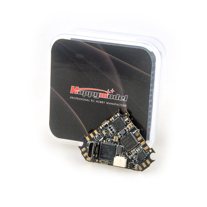 Happymodel DiamondF4 AIO 5-IN-1 Flight controller built-in VTX ESC OSD Receiver with Frsky Receiver For Moblite 6/7