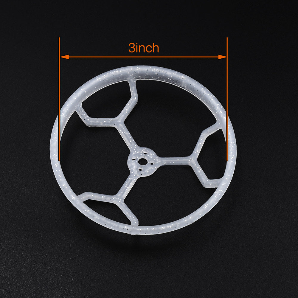 GEPRC 3 Inch Propeller Protective Guard for 1206 9x9mm Motor CX3 CineQueen(Pack of 4)