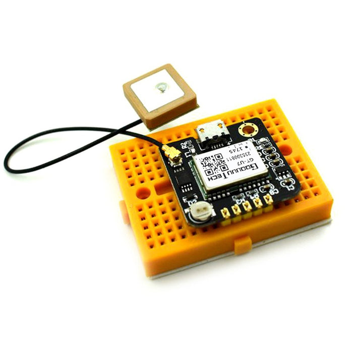 GPS Module GPS NEO-6M(Arduino GPS, Drone Microcontroller, GPS Receiver)  for Navigation Satellite Positioning