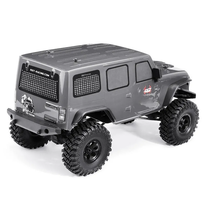 RGT EX86100 1/10 Remote Control Electric RC Off-Road Car Crawler 4 Wheel Drive Model Car Toy for Kids Children