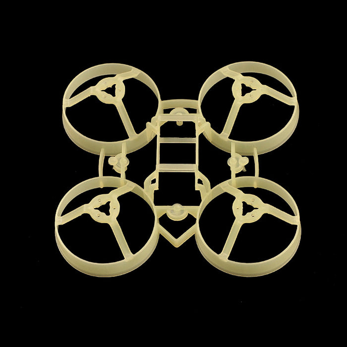 2pcs Happymodel Bwhoop65 65mm Brushless Tiny Whoop Frame Kit For Micro FPV Racing Drone