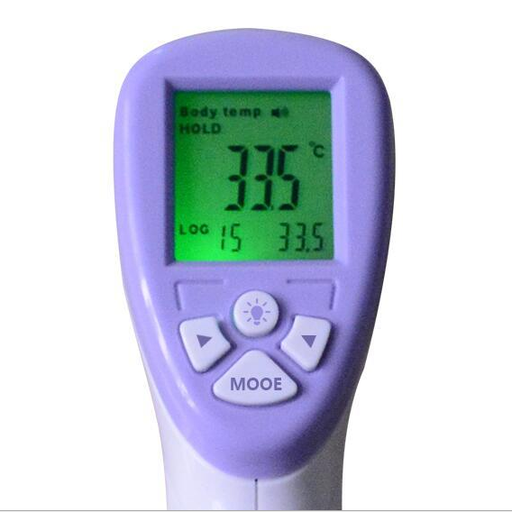 Body Infrared Digital No-Touch Thermometer